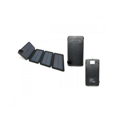 Picture of Red-E Power Bank Rsp-80 8K Mah Black Solar Panel