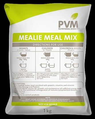 Picture of PVM Mealie Meal Mix