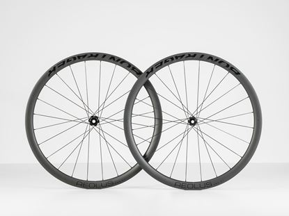 Picture of Aeolus Pro 37 TLR Disc Road Wheel